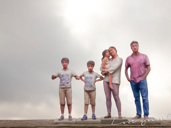 Tu familia 3d. Un recuerdo inolvidable…by Selfier