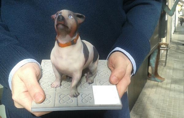 Mascota 3d