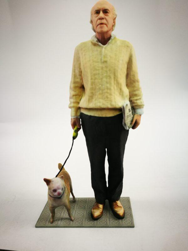 Figuras personalizadas de mascotas en 3d